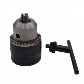 Keyless drill chuck for drilling machine B16