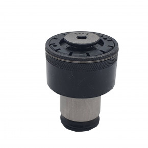 Quick-change tapping inserts with safety clutch: size 2