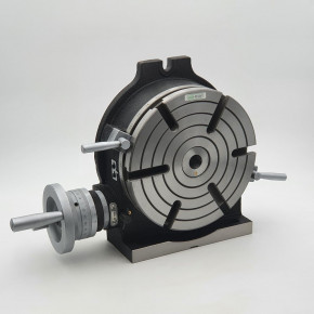 Precision rotary table horizontal / vertical