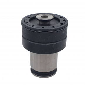 Quick-change tapping inserts with safety clutch: size 3