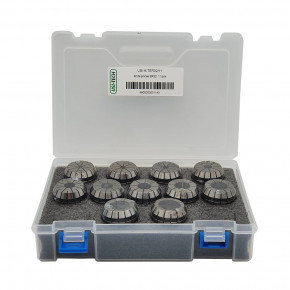 Set of collet ER USI-TECH