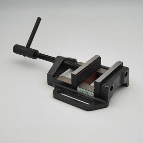 Vise for drilling machine
