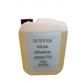 Oil for gear lubrificating VG68
