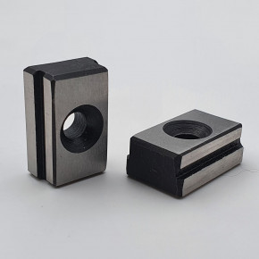 Positioning tee nuts
