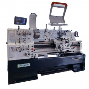 Lathe with digital readout T41