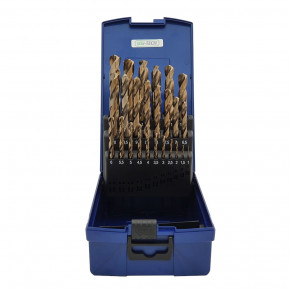 Drill kit HSS-Co 1-13 by 0,5mm