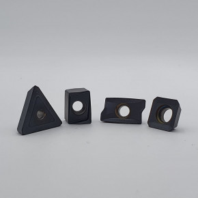 ISO carbide milling inserts