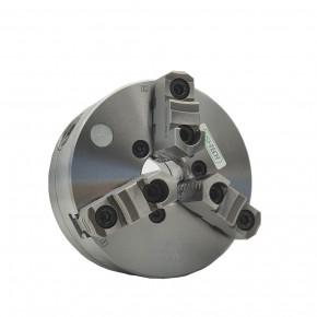 Three-jaw lathe chucks according to DIN 55029 (camlock)