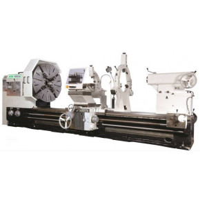 Conventional lathe large capacity