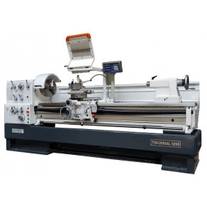 Lathe machine T56 with spindle bore 105mm