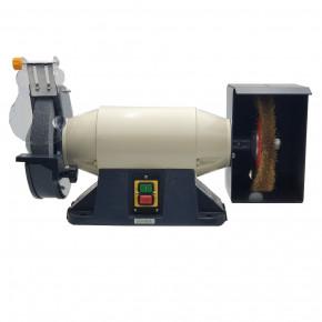 Bench grinder with metal brush Ø200mm 900w