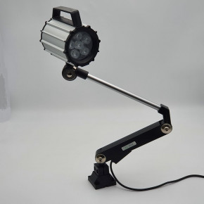 Articulated light for machines