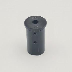 Adaptator reduction cylindrical