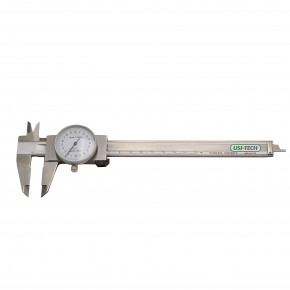 Metal casing dial caliper 0-150mm