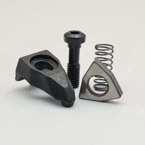 Spare parts for turning tools